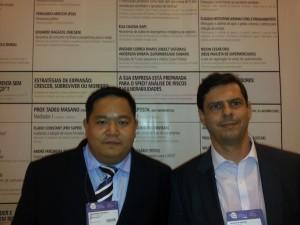 Anderson e Wagner na APAS 2012